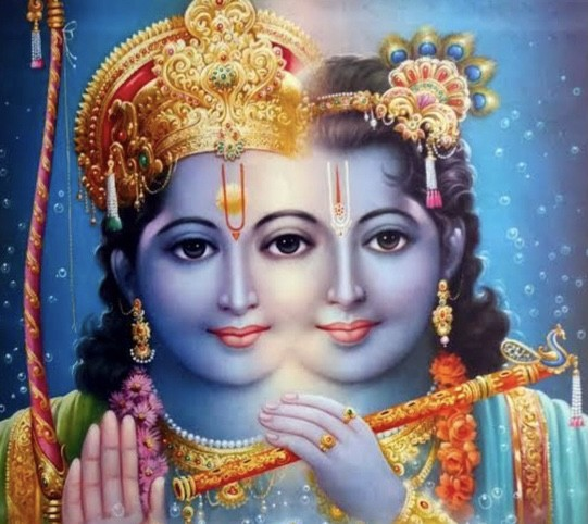 Ram & Krishna
